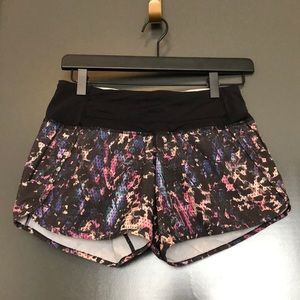 Lululemon Training Shorts